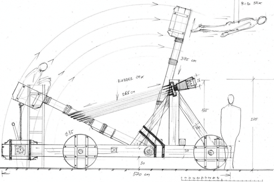 the physics of battle – colts engineering catapult engineering schematics electrical engineering schematics #12